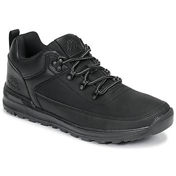 Topánky Muži Nízke tenisky Kappa MONSI LOW Čierna