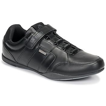 Topánky Muži Nízke tenisky Kappa PARRA EV Čierna