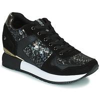 Topánky Ženy Nízke tenisky Gioseppo RAPLA Čierna