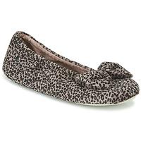 Topánky Ženy Papuče Isotoner 97209 Leopard