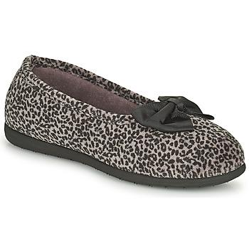 Topánky Ženy Papuče Isotoner 97261 Leopard