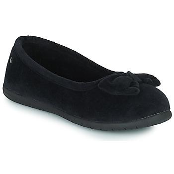 Topánky Ženy Papuče Isotoner 97258 Čierna