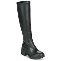 Topánky Ženy Čižmy do mesta Musse & Cloud KAILA Čierna