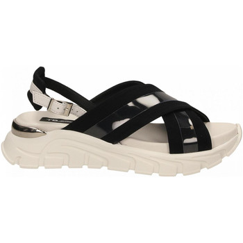 Topánky Ženy Sandále Tosca Blu PONZA c88-bianco-nero