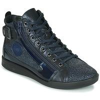 Topánky Ženy Členkové tenisky Pataugas PALME/C F4F Námornícka modrá