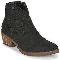 Topánky Ženy Čižmičky Refresh 72472 Čierna