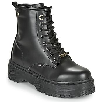 Topánky Ženy Polokozačky Refresh 72541 Čierna