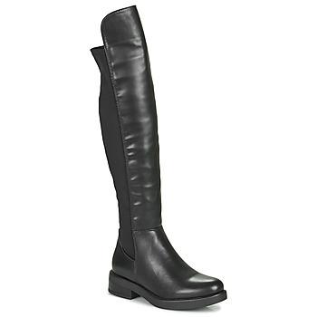 Topánky Ženy Čižmy do mesta Xti 44395 Čierna