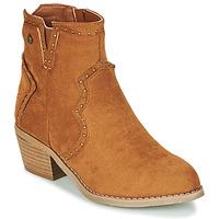 Topánky Ženy Čižmičky Xti 44614 Ťavia hnedá