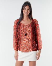 Oblečenie Ženy Blúzky Desigual ROSAL Červená