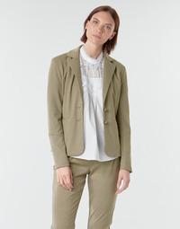 Oblečenie Ženy Saká a blejzre Cream ANETT BLAZER Béžová