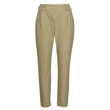 Oblečenie Ženy Nohavice päťvreckové Cream ANETT PANT Béžová