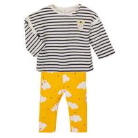 Oblečenie Dievčatá Komplety a súpravy Catimini CR36041-71 Viacfarebná