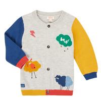 Oblečenie Chlapci Cardigany Catimini CR18020-20 Viacfarebná