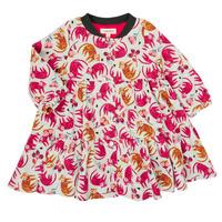 Oblečenie Dievčatá Krátke šaty Catimini CR30093-35 Viacfarebná