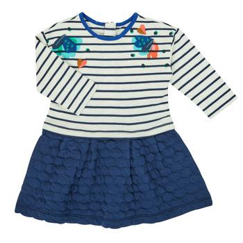 Oblečenie Dievčatá Krátke šaty Catimini CR30133-12 Viacfarebná