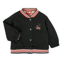 Oblečenie Dievčatá Cardigany Catimini CR17003-19 Viacfarebná