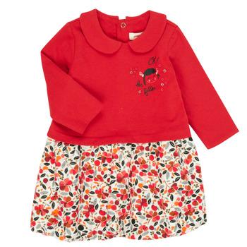 Oblečenie Dievčatá Krátke šaty Catimini CR30043-38 Viacfarebná