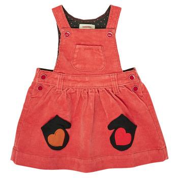 Oblečenie Dievčatá Krátke šaty Catimini CR31003-67 Červená