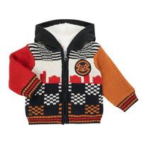 Oblečenie Chlapci Cardigany Catimini CR18062-17 Viacfarebná