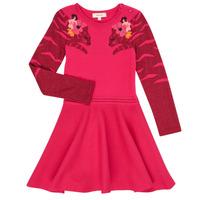 Oblečenie Dievčatá Krátke šaty Catimini CR30085-35 Ružová