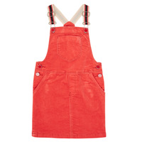 Oblečenie Dievčatá Krátke šaty Catimini CR31025-67-C Červená