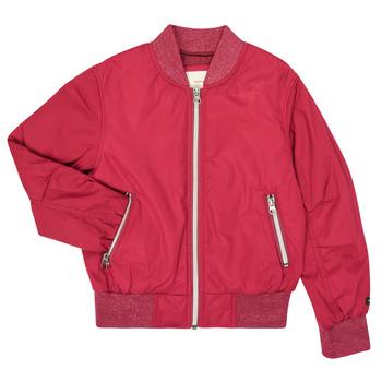 Oblečenie Dievčatá Bundy  Catimini CR41015-85-J Bordová