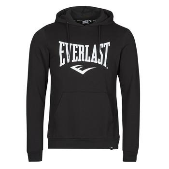 Oblečenie Muži Mikiny Everlast BASIC-HOODED-TAYLOR Čierna