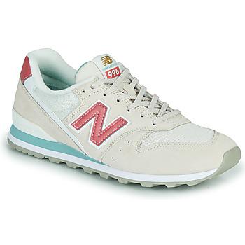 Topánky Ženy Nízke tenisky New Balance 996 Béžová / Ružová