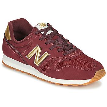 Topánky Ženy Nízke tenisky New Balance 373 Bordová