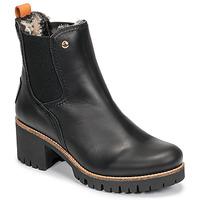 Topánky Ženy Polokozačky Panama Jack PIA Čierna