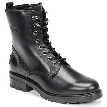 Topánky Ženy Polokozačky Panama Jack LILIAN Čierna