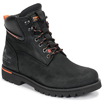 Topánky Muži Polokozačky Panama Jack AMUR GTX Čierna