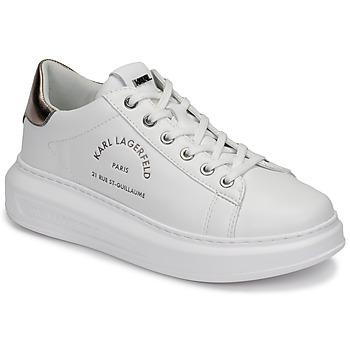 Topánky Ženy Nízke tenisky Karl Lagerfeld KAPRI Maison Karl Lace Biela