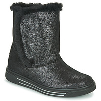 Topánky Dievčatá Snehule  Primigi HULA Čierna