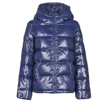 Oblečenie Ženy Vyteplené bundy Benetton 2EO0536G3 Námornícka modrá