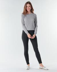 Oblečenie Ženy Padavé nohavice Benetton 4SK755944 Čierna