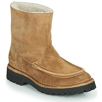 Topánky Ženy Polokozačky Kenzo K MOUNT Ťavia hnedá