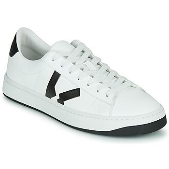 Topánky Muži Nízke tenisky Kenzo FA65SN170 Biela