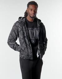 Oblečenie Muži Mikiny Versace Jeans Couture B7GZB707 Čierna