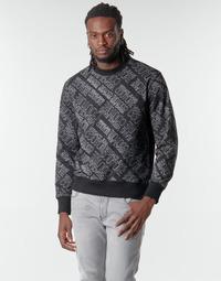 Oblečenie Muži Mikiny Versace Jeans Couture B7GZB7F5 Čierna