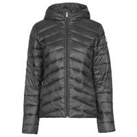 Oblečenie Ženy Vyteplené bundy Roxy COAST ROAD HOOD J JCKT KVJ0 Čierna
