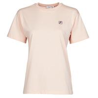 Oblečenie Ženy Tričká s krátkym rukávom Fila 682319 Ružová