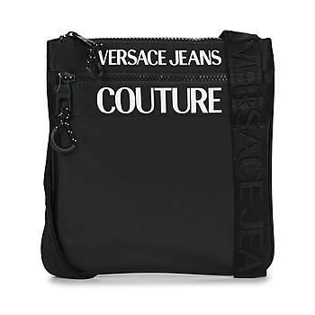 Tašky Muži Vrecúška a malé kabelky Versace Jeans Couture YZAB6A Čierna