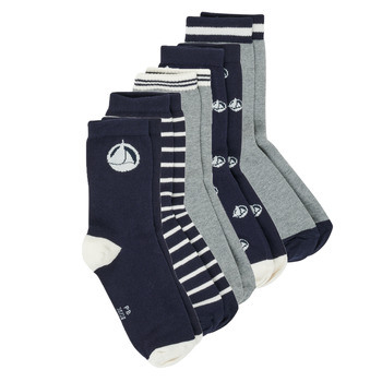 Doplnky Chlapci Ponožky Petit Bateau 57338 Viacfarebná