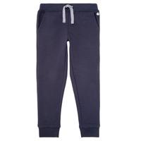 Oblečenie Chlapci Tepláky a vrchné oblečenie Petit Bateau LOMINIKO Námornícka modrá