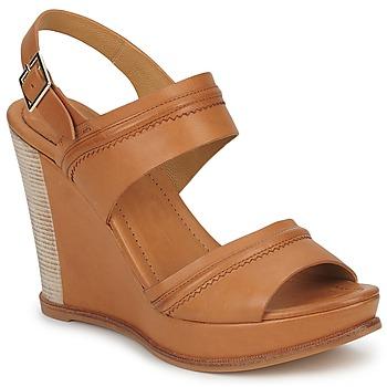 Topánky Ženy Sandále Zinda HAPPY Hnedá