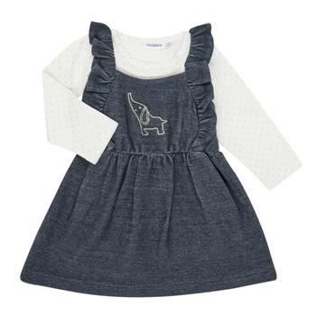 Oblečenie Dievčatá Komplety a súpravy Noukie's Z050379 Námornícka modrá