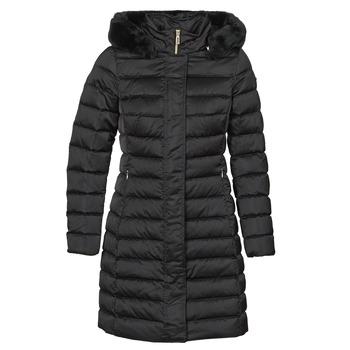 Oblečenie Ženy Vyteplené bundy Geox BETTANIE Čierna