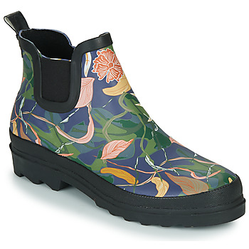 Topánky Ženy Gumaky Sanita FELICIA WELLY Modrá